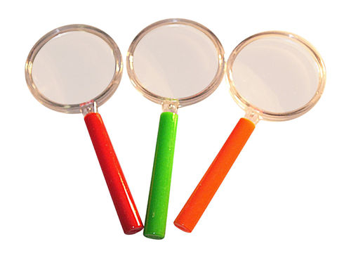 Plastic Magnifying Glass
