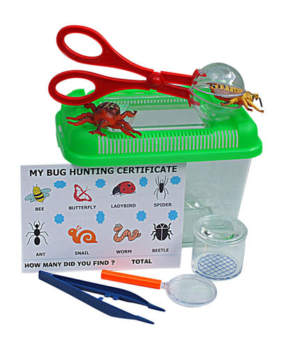 Bug Hunting Set & Tank